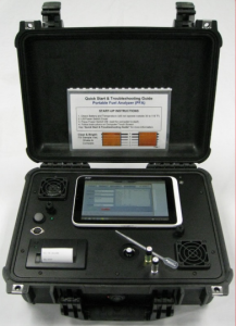 Portable Fuel Property Analyzer (PFPA)
