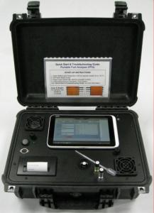Portable Fuel Property Analyzer (PFPA)